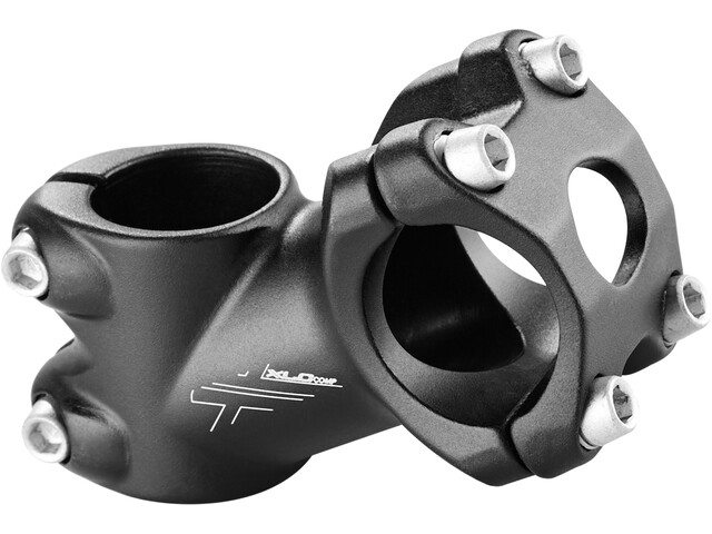XLC Comp ST-F01 Freeride Potencia Ø31,8mm 25°, black matte
